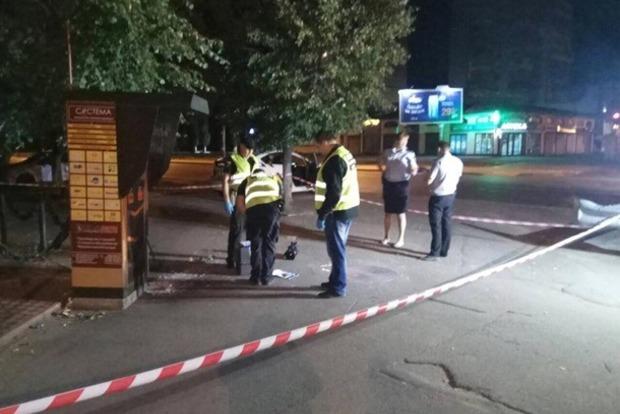В Одессе во время конфликта взорвали гранату