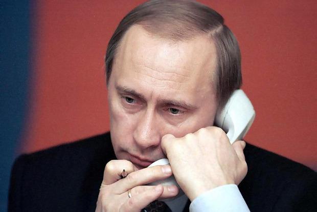 Президент рассказал о разговоре с Путиным