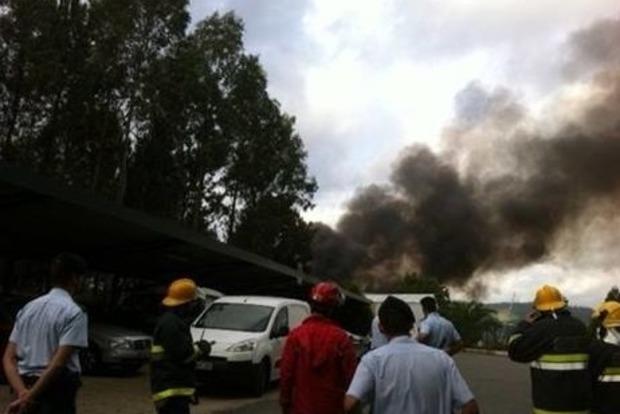 В Португалии пять человек погибли при взрыве на фабрике пиротехники