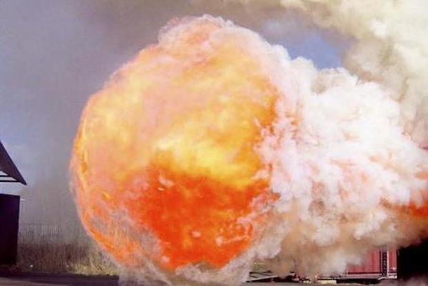 В мариупольской высотке вследствие взрыва погиб человек