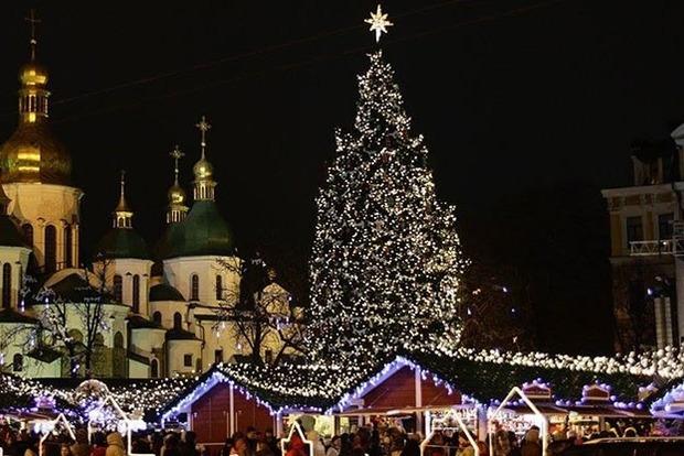 КГГА выделила 150 тыс. грн напразднование Нового года