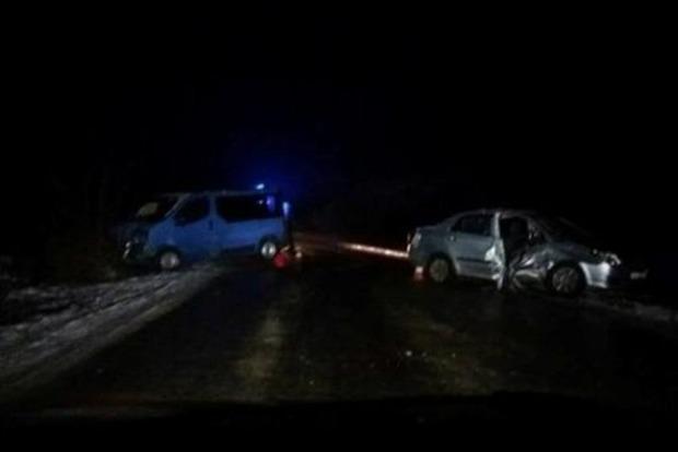 ДТП на Львовщине: травмированы пять человек, в том числе трое детей