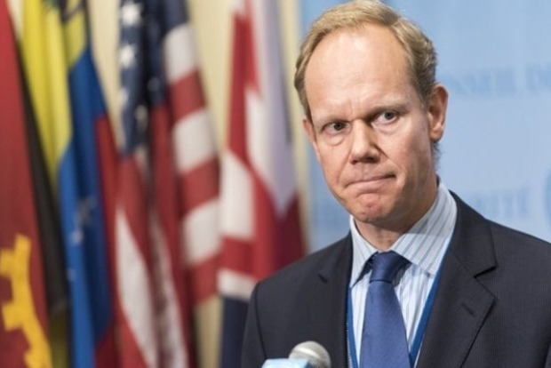 Великобритания призвала Россию освободить украинских пленных