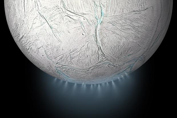NASA нашло условия для зарождения жизни на спутниках Юпитера и Сатурна
