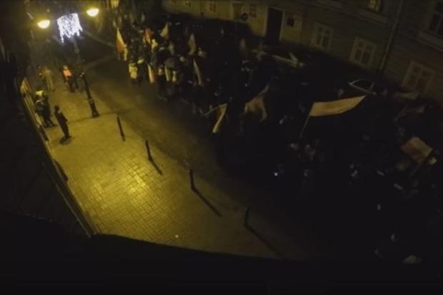 Украинский посол в Польше назвал антиукраинские лозунги на марше в Перемышле провокацией