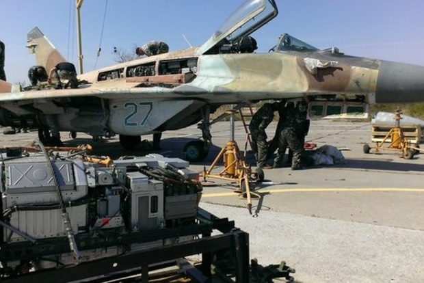 Болгарія відмовилася від застарілих російських МіГ-29