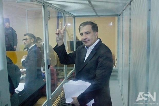 Саакашвили заявил, что из Украины ему дала пинка личная охрана Порошенко