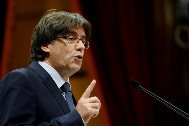 В Германии задержан опальный экс-глава Каталонии Пучдемон
