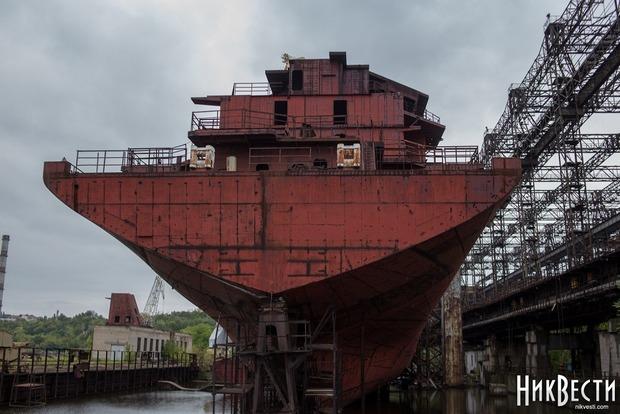 В Сети показали как погиб 230-летний судостроительный завод в Николаеве