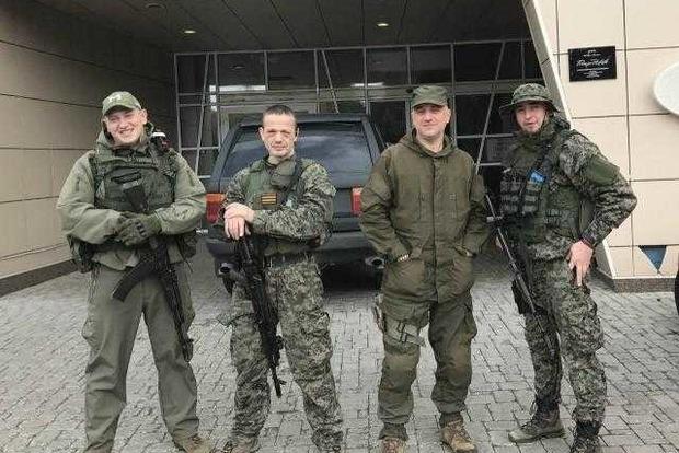 В Донецке ликвидирован «батальон» писателя-наемника Прилепина