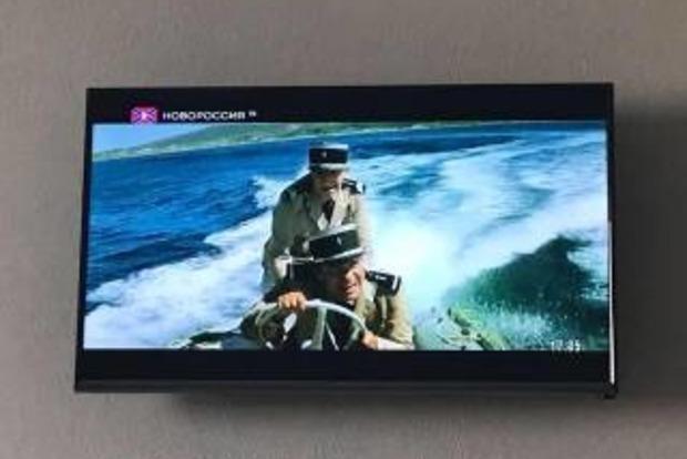На популярному курорті під Одесою транслюють сепаратистські телеканали