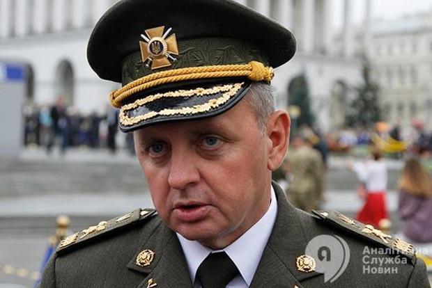 Муженко: До конца года в Украине пройдет еще несколько учений