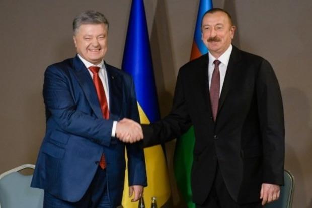 Алиев позвал Украину в Южный газовый коридор