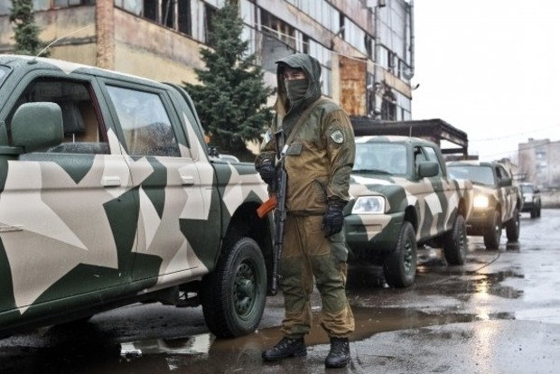 Под Харьковом расстреляли автомобиль лидера местного «Азова»
