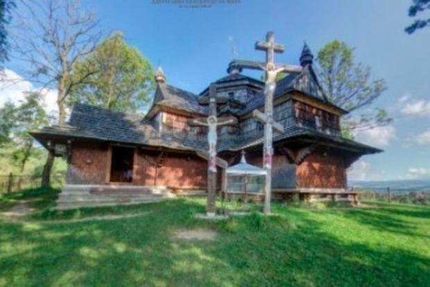 Google выпустила виртуальный тур по уникальным деревянным церквям Карпат