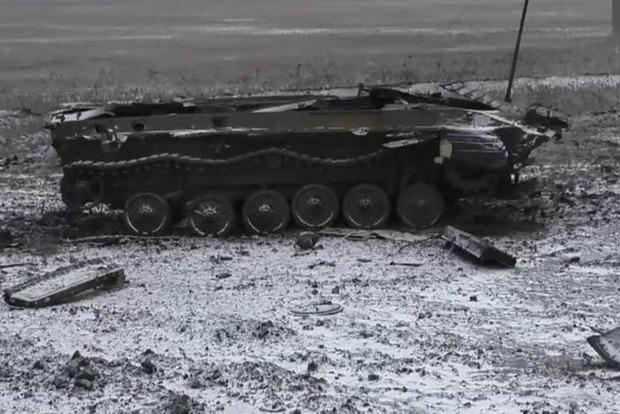 Поздравление от ВСУ: за день погибли 3 боевиков «ДНР»