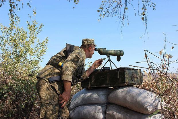 Террористы на Донбассе запугивают мирных жителей «наступлением» ВСУ