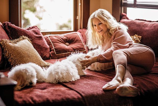 Барбра Стрейзанд дважды клонировала свою умершую собаку