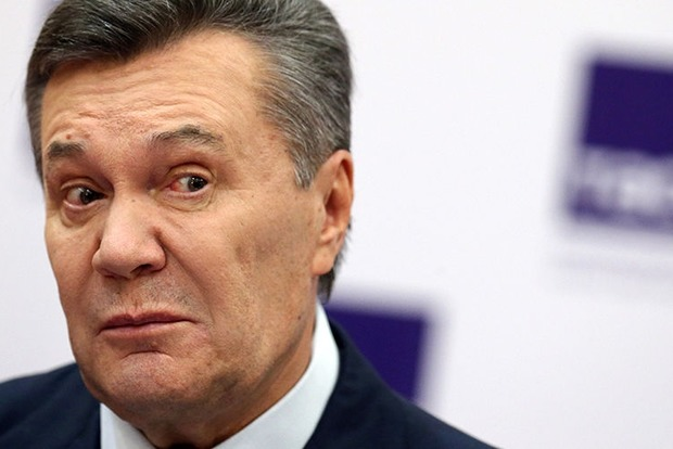 Янукович вновь «плачется» Европейскому суду