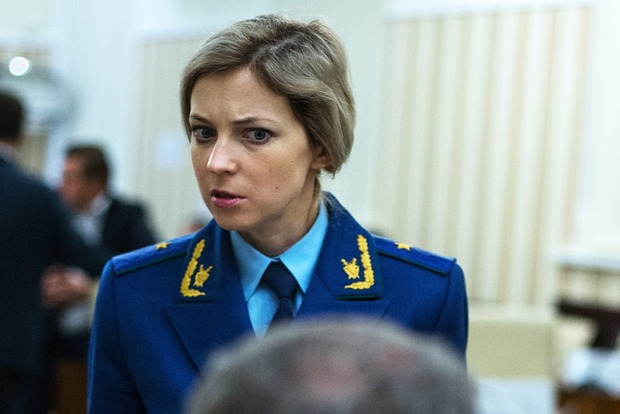 В оккупированный Крым из РФ завезли замену Поклонской