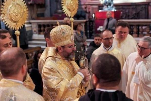 Чудо в Неаполе. В руках главы УГКЦ разжижилась кровь святого Януария