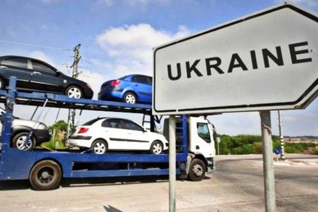 Рада продлила срок ввоза в Украину авто стандарта «Евро-5» до 2020 года
