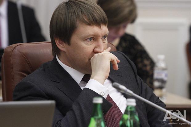 Министр агрополитики Тарас Кутовый подал в отставку