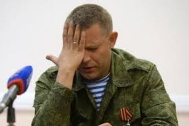 Опубликовано первое видео с места «покушения» на Захарченко