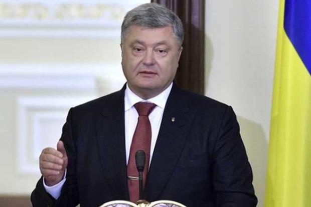 ВДонецке будет звучать украинский гимн— Порошенко