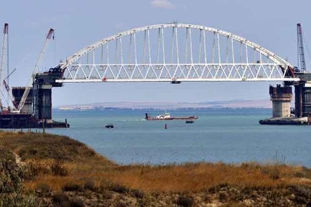 Торговые суда Украины практически не проходят через Керченский пролив