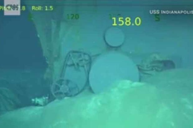 На дне Тихого океана нашли знаменитый крейсер США