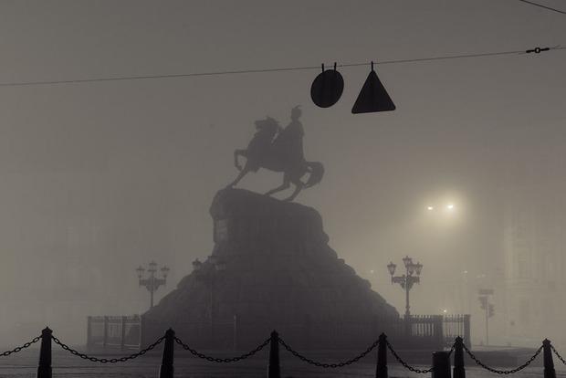 Синоптики предупредили жителей Киева о густом тумане