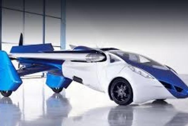 Toyota вложится в создание летающего автомобиля