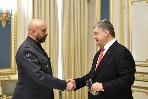Порошенко призначив екс-кандидата в президенти заступником в РНБО