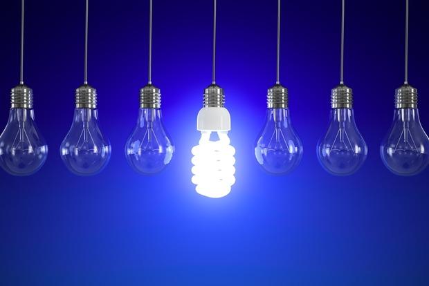 В Раде установят энергоэффективные лампочки