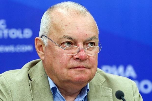 Главный пропагандист России уже знает, что революции в Беларуси не будет