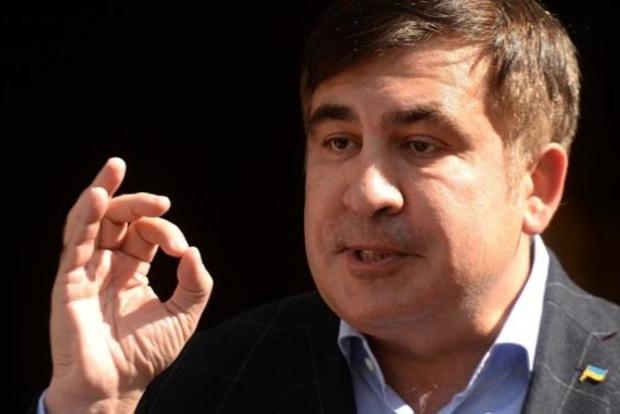 Непозволительная роскошь. Саакашвили съехал с квартиры на Костельной