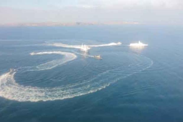 Перешли черту. Украина жестко ответила на провокации РФ в море