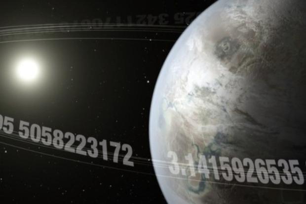 Ученые нашли удивительную π планету