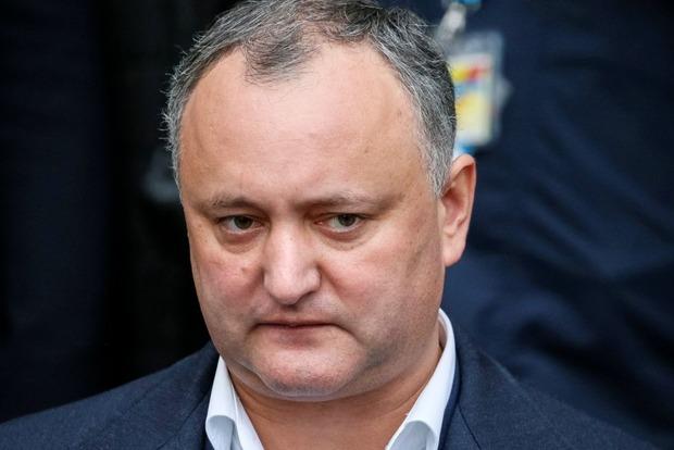 Президент Молдовы хочет наказать военных, которые причастны к учениям в Украине