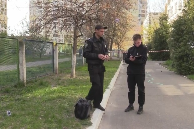 В детском саду Киева прогремел второй взрыв