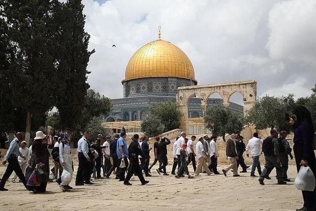Провокации в отношении святыни ислама участились в период иудейских праздников Йом-Киппур и Суккот