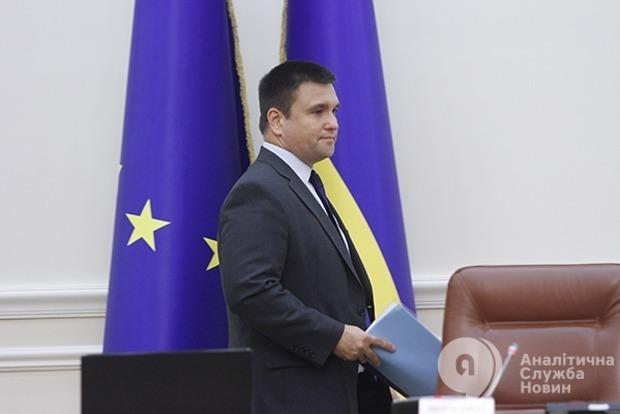 Климкин: РФ удерживает в плену 38 политзаключенных украинцев