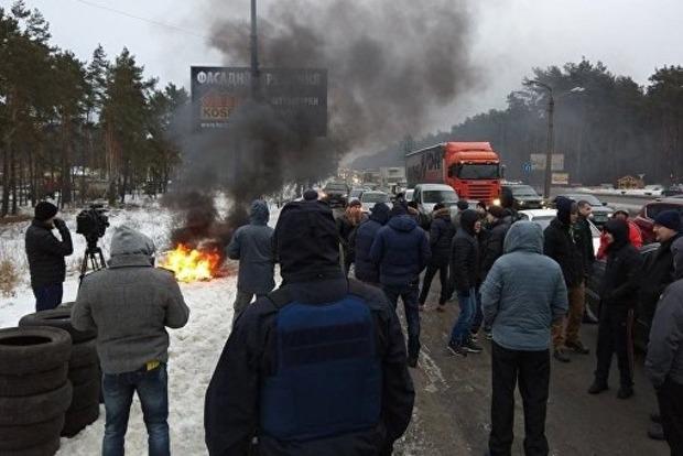Министр инфраструктуры: Протесты водителей авто с иностранной регистрацией - нежелание платить налоги
