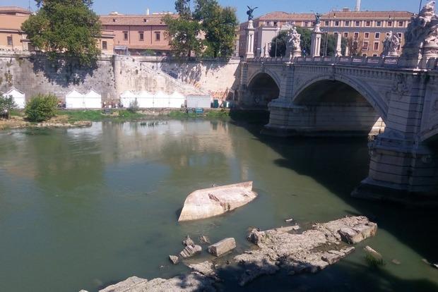 Из-за засухи Ватикан отключил фонтаны, в Риме уменьшили напор воды ночью