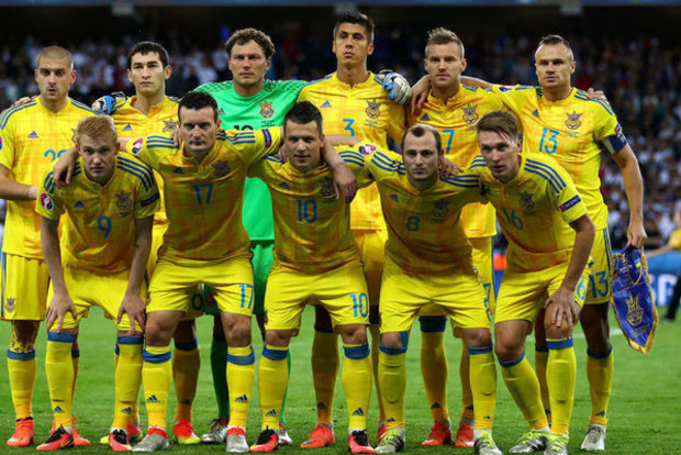 Назван стартовый состав на матче Украина-Косово