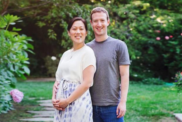 Цукерберг трогательно поздравил Присциллу с пятой годовщиной свадьбы