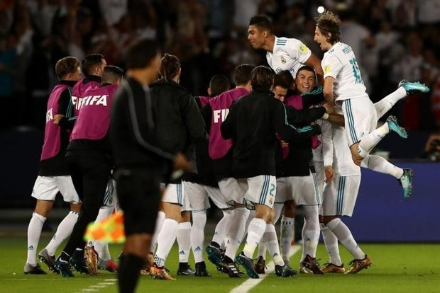 «Реал» другий рік поспіль виграв клубний чемпіонат світу зфутболу