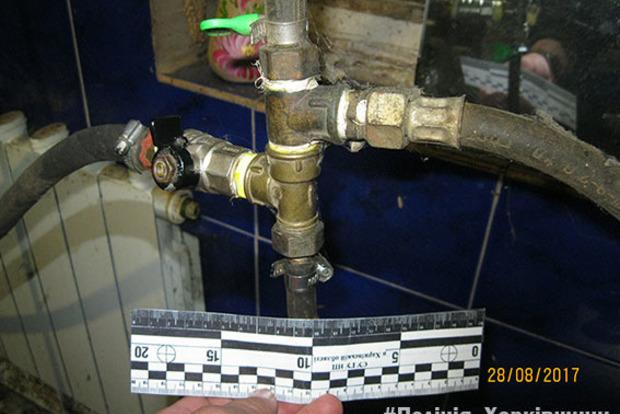 Харьковчанин несколько лет торговал ворованным из газопровода газом