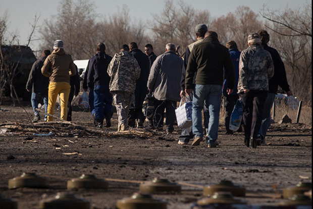 Геращенко заявила о сорвавшемся освобождении пятерых украинцев из ОРДЛО
